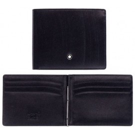 Meisterstuck wallet 6cc with money clip 5525