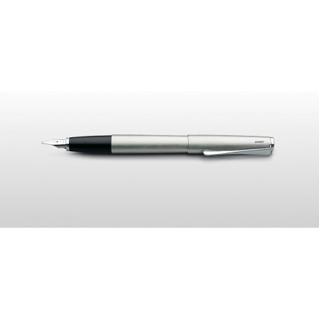 Lamy Studio Brushed Stainless Fountain Pen