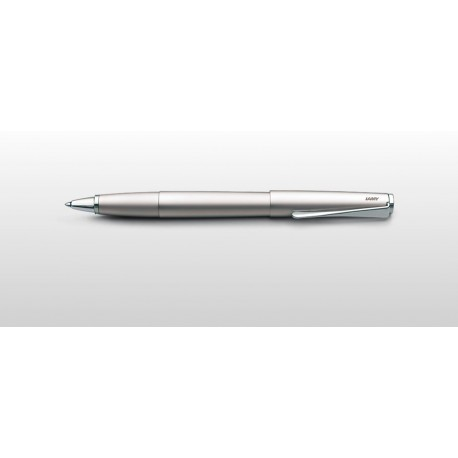 Lamy Studio Brushed Stainless Rollerball