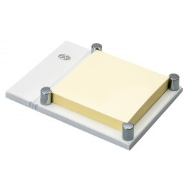 El Casco Adhesive Notes Holder Chrome