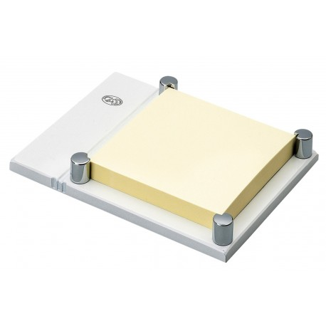 El Casco Adhesive Notes Holder Chrome
