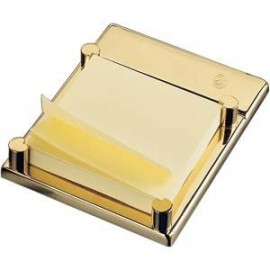 El Casco Adhesive Notes Holder Gold