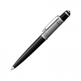 Cartier Diabolo Illusion Logo Black Ballpen
