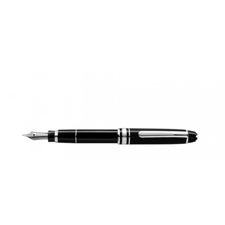 Mont Blanc Hommage to Mozart Platinum Fountain Pen