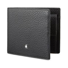 Meisterstuck Soft wallet 4cc with coin case 113306
