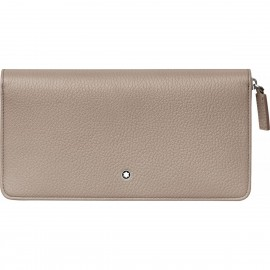Meisterstuck Soft Beige Long Wallet 111218