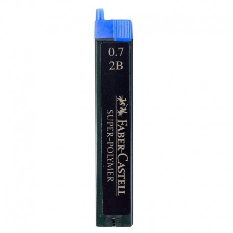 Faber Castell Pencil Leads 0.7mm 2B