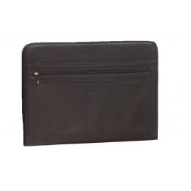 Pierre Cardin Soft Leather Foolscap Document Folio