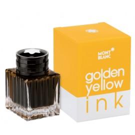 Mont Blanc Ink Bottle Golden Yellow