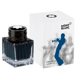 Montblanc  Ink Bottle Miles Davis Jazz Blue Ink, 30 ml