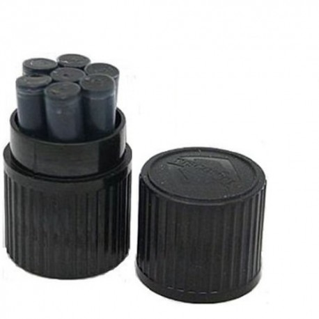 Visconti Black Ink Cartridges