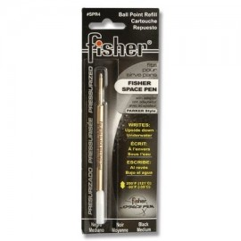 Fisher Black Ballpen Refill